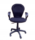 sg821h-BLACK-secretary-office-chair-FRONT