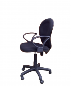 sg821h-BLACK-secretary-office-chair-SIDE