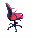 sg821h-RED-secretary-office-chair-SIDE