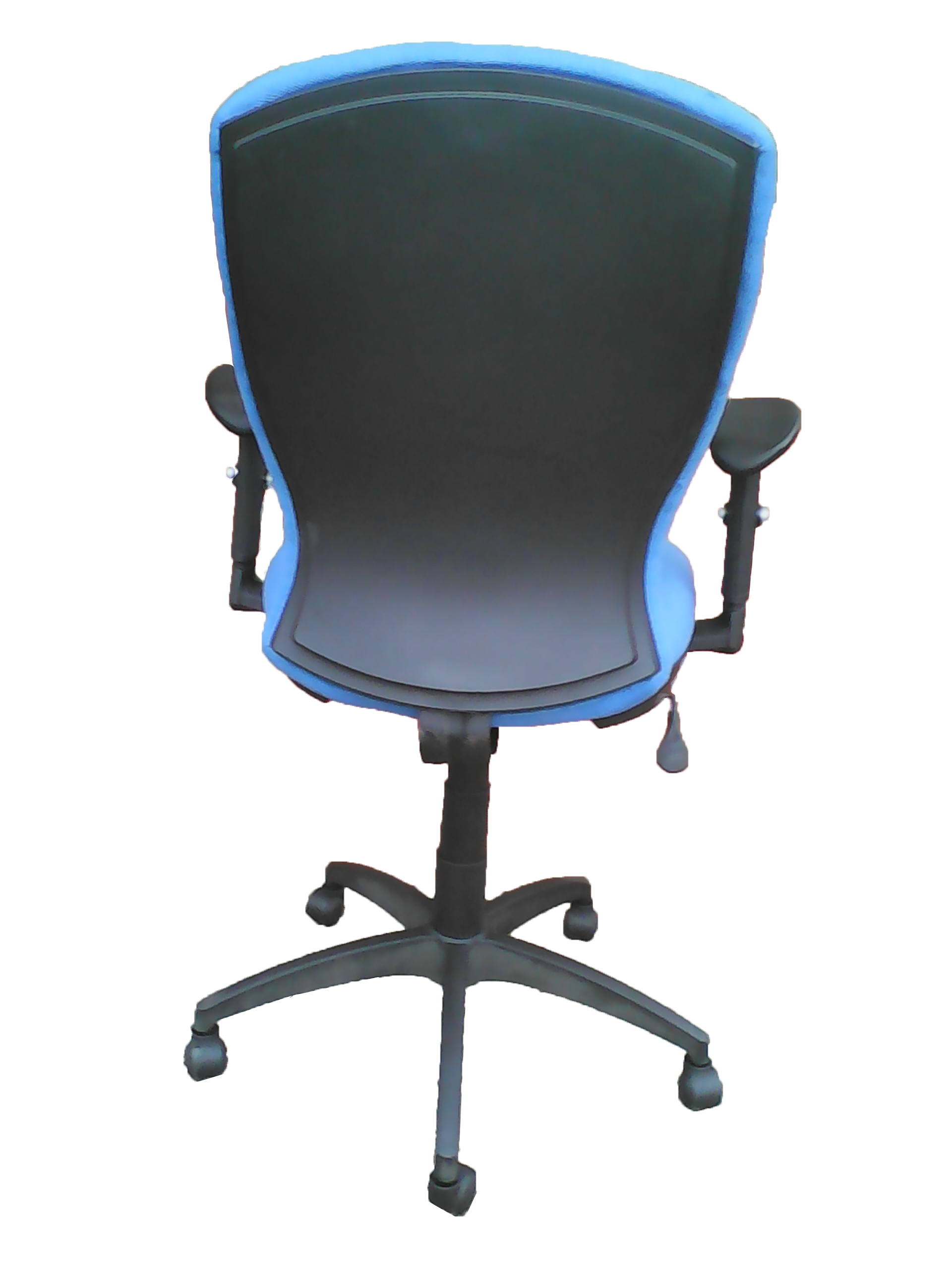 Task puter fice Chair Blue A H – Dubez Furniture